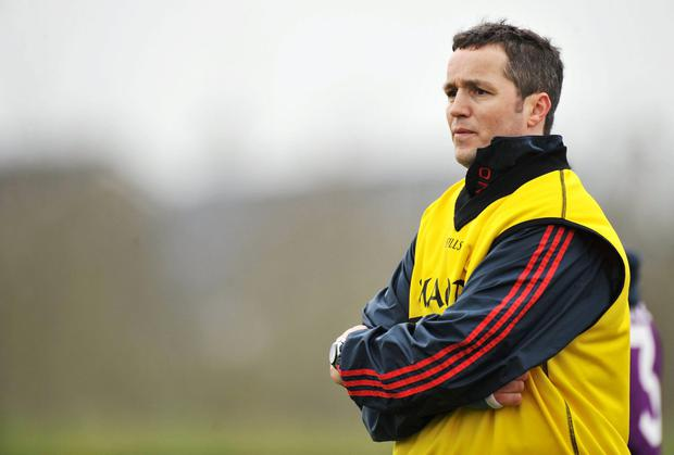 Noel Connelly is joint-manager of Mayo alongside Pat Holmes