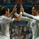Gareth Bale and Cristiano Ronaldo will face each other on Wednesday