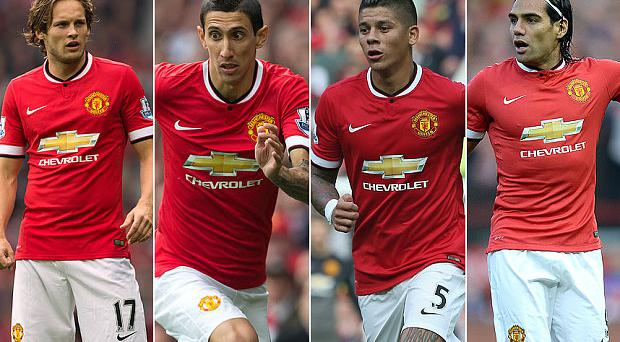 Some of the Manchester United players have been hit by a virus