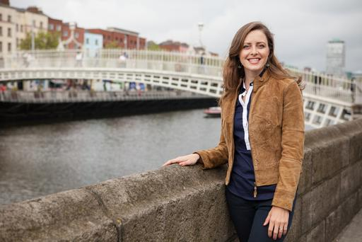 Dublin-based blogger, tour guide and author, Emily Westbooks