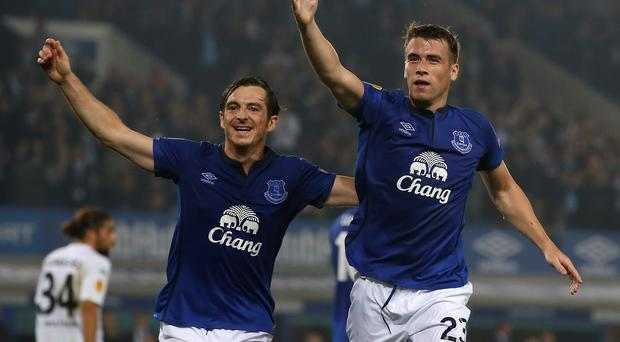 Everton's Seamus Coleman is wanted by Manchester United