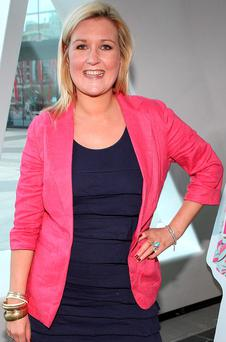 SMARTS: 'Fair City' actress Sorcha Furlong, who helped set up Smart Blondes, Ireland's first all-female production firm