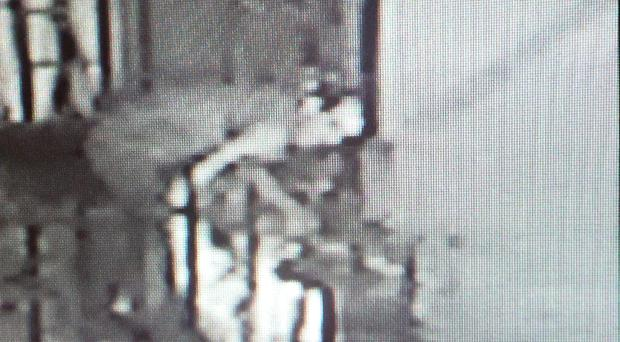 CCTV of Dublin football star Jonny Cooper being attacked and stabbed