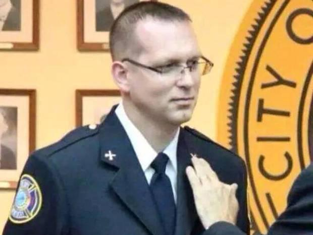 Captain Tony Grider died of injuries sustained when participating in the ice bucket challenge last month