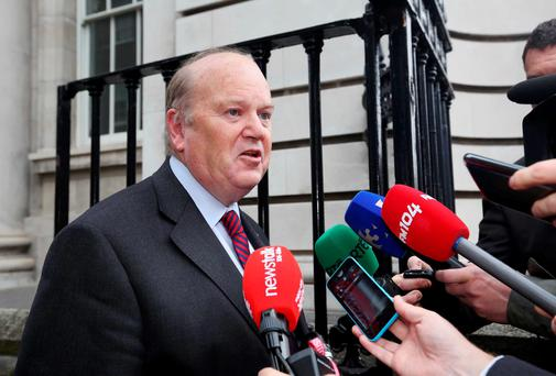 'Ireland is not an example of 'taking hard choices and winning', even though it suits our politicians to trumpet this line, and it suits those at the IMF and other institutions.' Photo: Sam Boal/Photocall Ireland