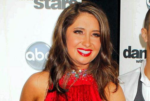 Bristol Palin, daughter of former Alaska Governor Sarah Palin. Reuters