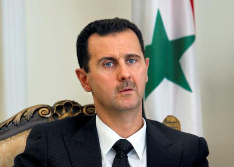 Syrian President Bashar Assad. Photo: AP Photo