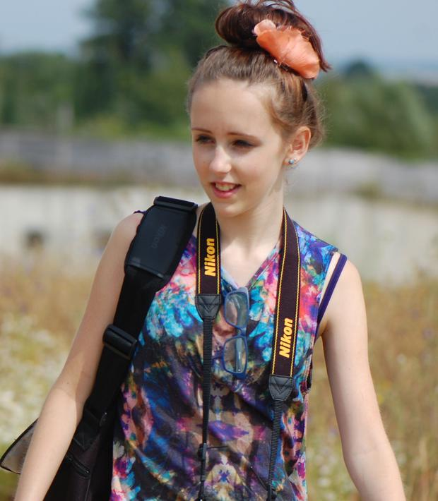 Undated family handout of missing schoolgirl Alice Gross. Her family has issues an emotional plea for her to return home as police stage a reconstruction of her final movements four weeks after she disappeared. Gross Family/PA Wire