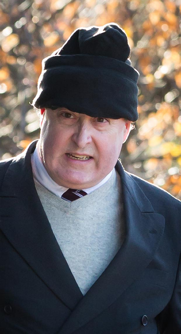 NHS nurse Dale Bolinger, who is due to be will be sentenced for attempting to meet a 14-year-old girl he sexually groomed online and promised to behead and eat. Gareth Fuller/PA Wire