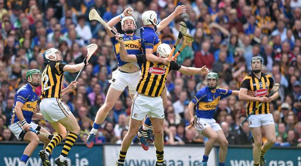 Expect more close encounters in the All-Ireland Hurling replay