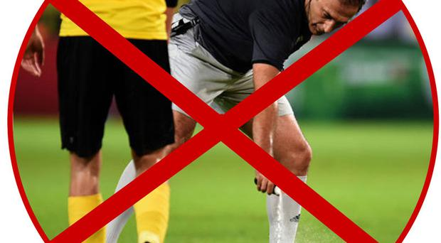 Vanishing spray has been banned in Germany