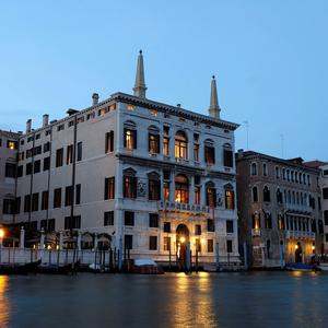 Aman hotel on Venice's Grand Canal
