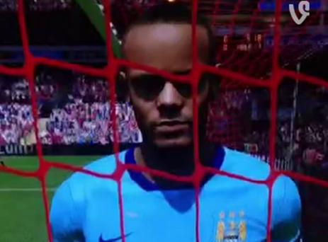 Glitches in the new FIFA 15 game