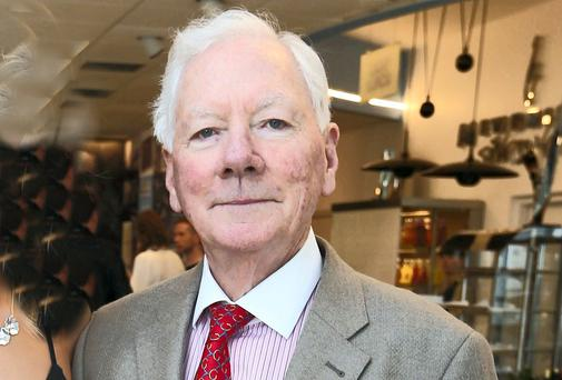 GAY BYRNE: Launched a lawsuit against Deutsche Bank