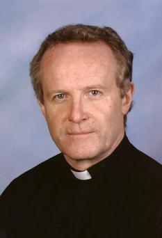 Undated handout photo issued by the Diocese of Arundel and Brighton of Catholic Bishop Kieran Conry who has announced his resignation as Bishop of Arundel and Brighton claiming to have brought