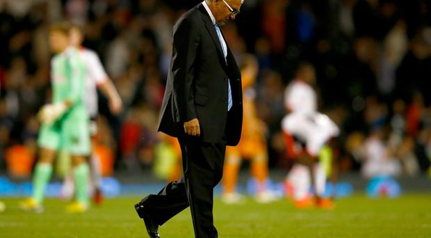 Sacked Fulham manager Felix Magath had a point when he said embracing ideas has never been a strong point of English football. Clive Rose/Getty Images