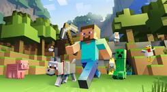 Minecraft for Xbox One and PS4