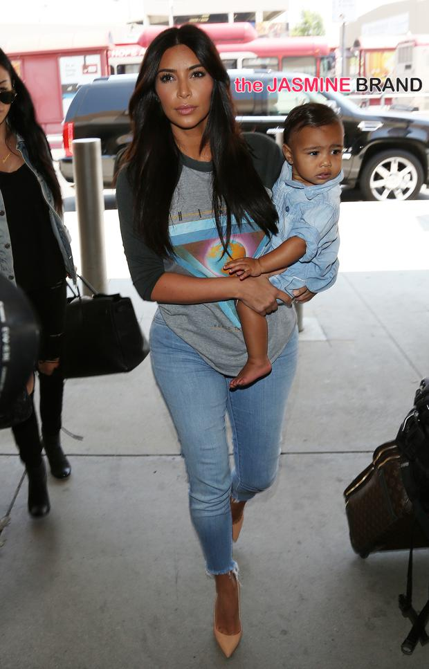 Kim kardashian s baby north west are absolutely