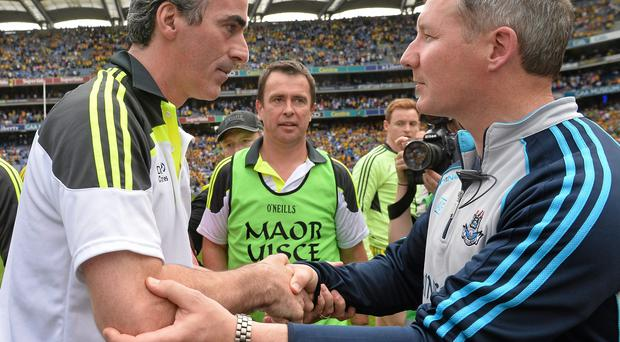 Paul McGinley sought the advice of Jim McGuinness and Jim Gavin