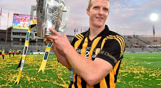 'Henry Shefflin has ticked all the boxes in everything a manager would have wanted in a player. If leadership is his greatest asset then versatility is high up on his CV too.' Photo: Brendan Moran / SPORTSFILE