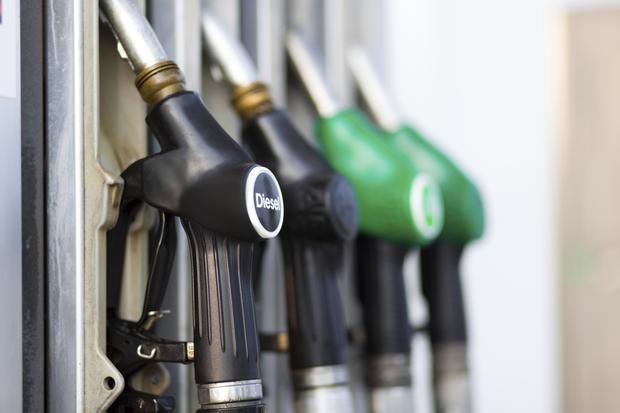 Fuel prices are dropping