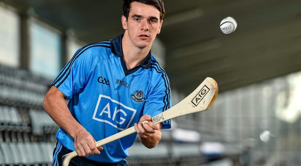 Danny Sutcliffe was in action for Trinity College Dublin