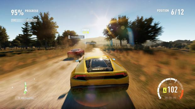 Forza Horizon 2: I love the smell of burning rubber