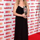 Kellie Bright attending the Inside Soap Awards at DSKRKT, London. Ian West/PA Wire
