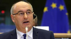 EU Agriculture Commissioner Phil Hogan