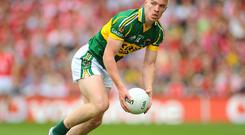 Tommy Walsh in action for Kerry. Picture credit: Stephen McCarthy / SPORTSFILE