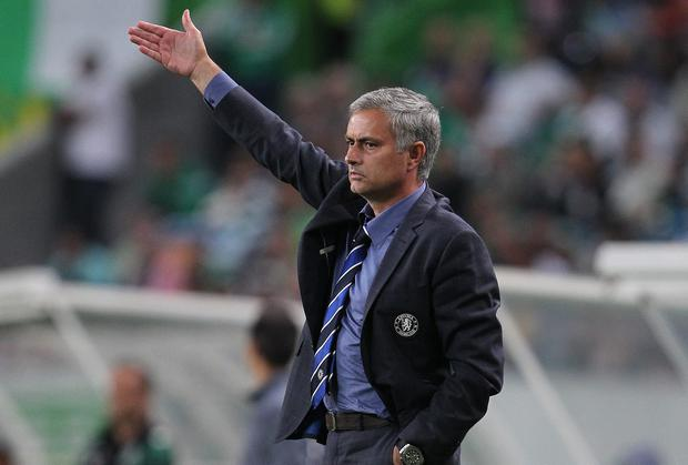 Jose Mourinho Photo credit: Carlos Rodrigues/Getty Images