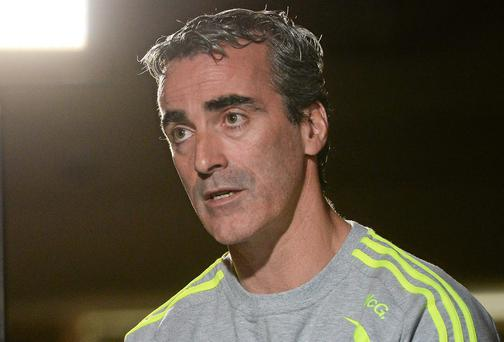 Jim McGuinness spoke passionately about his two brothers who passed away
