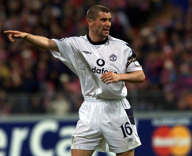 Roy Keane had the chance to join Real Madrid