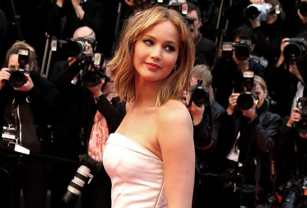 Jennifer Lawrence: 'Looking at those pictures is perpetuating a sexual offence.'