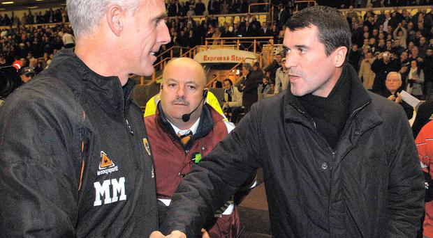 Mick McCarthy opens up on private meeting and cup of tea at Roy Keane's house ahead of first managerial meeting