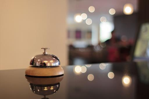 'Difficult' few years for the hotel business. Thinkstock Images