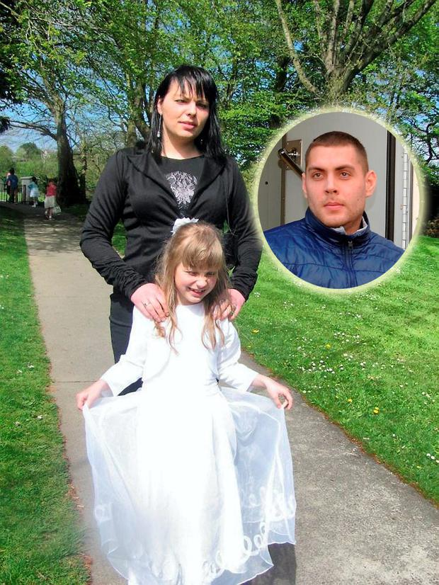 The trial of Aurimas Andruska (inset) for the murder of Jolanta Lubiene and her eight year old daughter Enrika in Killorglin in June 2013 began yesterday