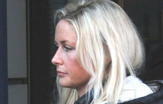 Dr Eireann Kerr denies assaulting police after a Christmas party last year