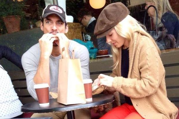 Mollie King and David Gandy 'split' over his 'reluctance ...