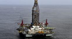 Tullow advanced 8.8pc to £5.44 during afternoon trading