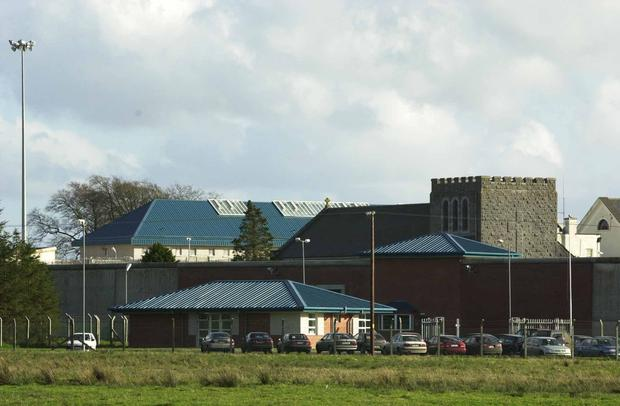 Castlerea Prison, Castlerea, Co.                               Roscommon. Photo : Keith Heneghan /                               Phocus.