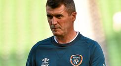 Roy Keane believes Brian Kerr still has a role to play in football. Photo: David Maher / SPORTSFILE