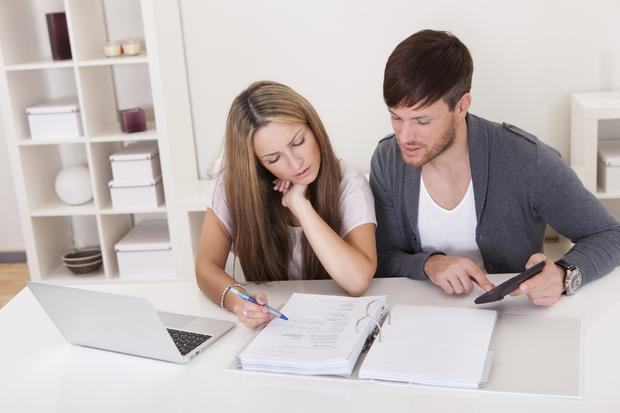 People who filed yesterday on the ROS system got an email from the tax authority telling them they were late filing their return and they would now be liable for surcharges. Picture posed. Thinkstock Images
