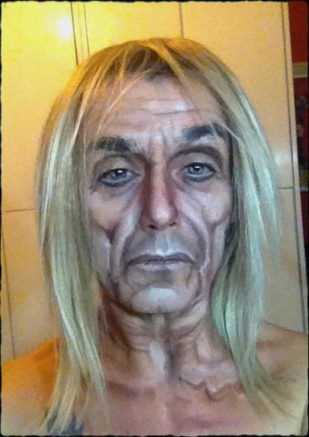 It\'s Halloween everyday for woman who transforms into celebrities ...