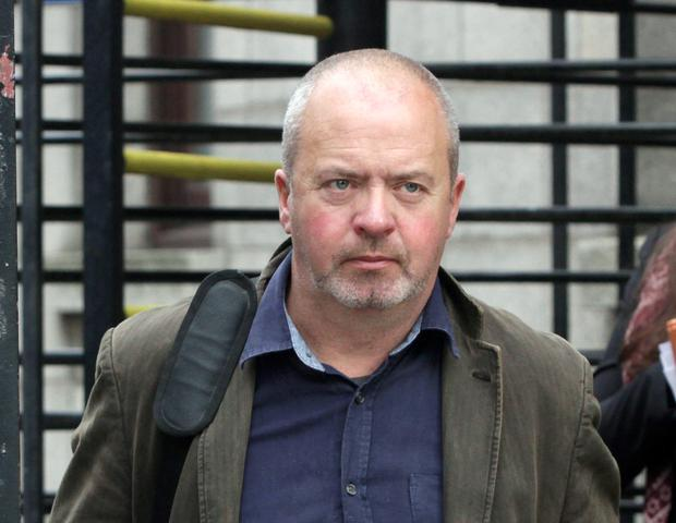 Gregory Smith, with an address, at Rockfield Road, Kells, Co. Meath who is being prosecuted by the Health and Safety Authority (HSA) after an employee sustained serious injuries in a work-place accident, in Newcastle, Co. Dublin, on 4 September 2013.Pic: Collins Courts