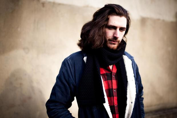 Hozier's self-titled debut album has held the top spot for a fourth consecutive week