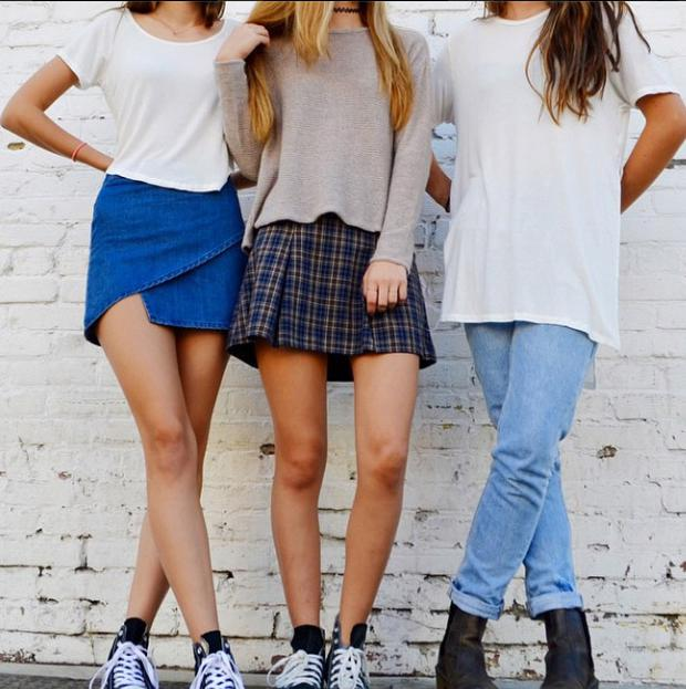 fa5521eccf1 Introducing Brandy Melville - the teen fashion brand that only sells ...