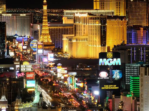F1 Plans Trip To Las Vegas For Grand Prix On The Strip Independent Ie