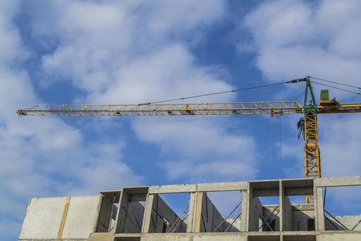 Coffey Construction's cash pile during the year increased from €1.22m to €2.66m.
