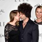 Actress Renee Zellweger (L) and recording artist Doyle Bramhall II arrives at ELLE's 21st Annual Women In Hollywood at Four Seasons Hotel